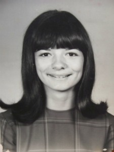 school pic taken just after the summer of '68