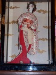 The Japanese Geisha Doll from Okinawa