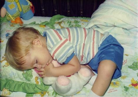 Brad, age 12 months