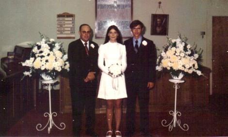 Bro. Wilton, Me, and Ed